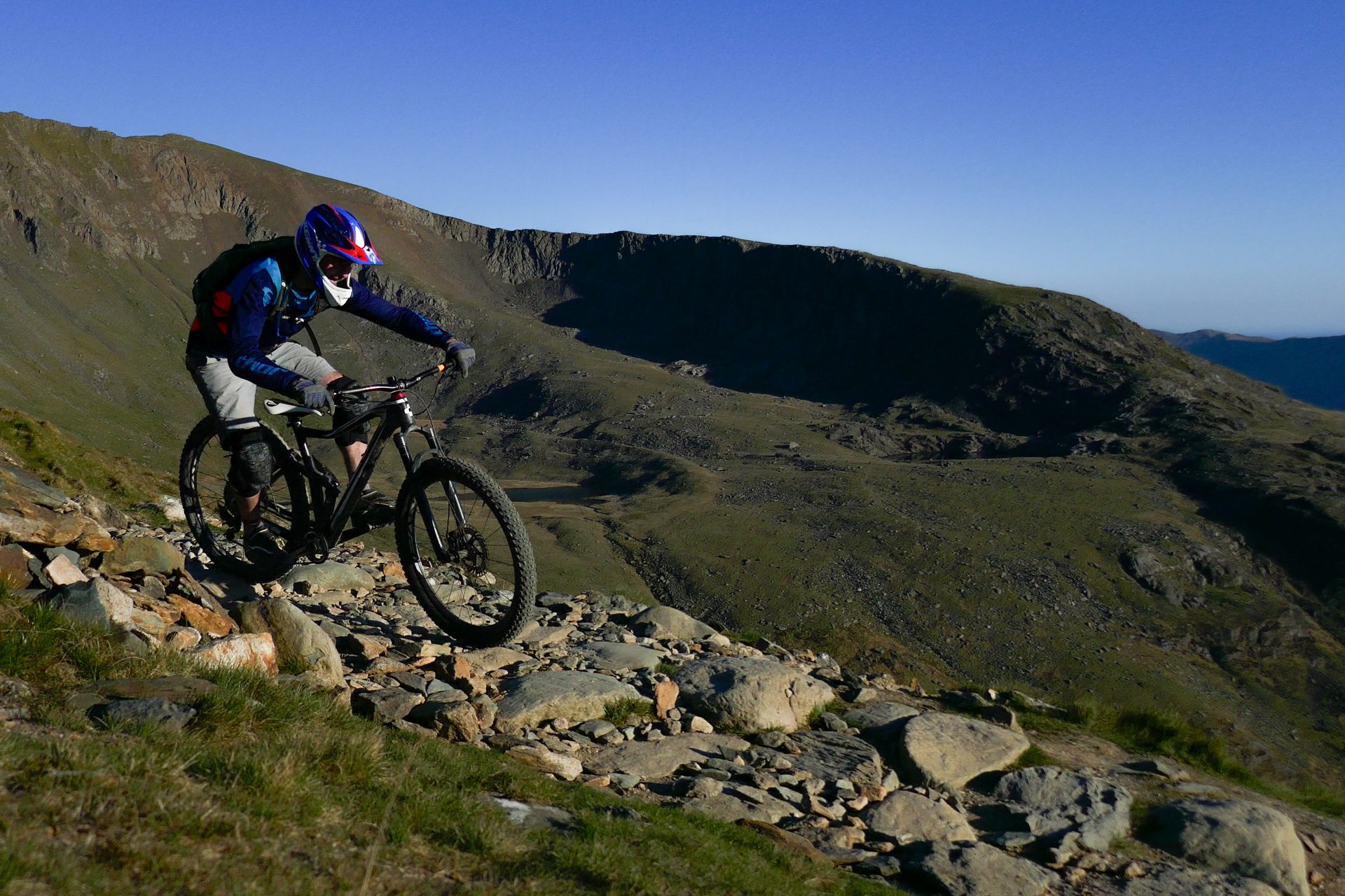 Snowdonia has a wealth of trails perfect for mountain biking at all abilities. Join us for a guided adventure.