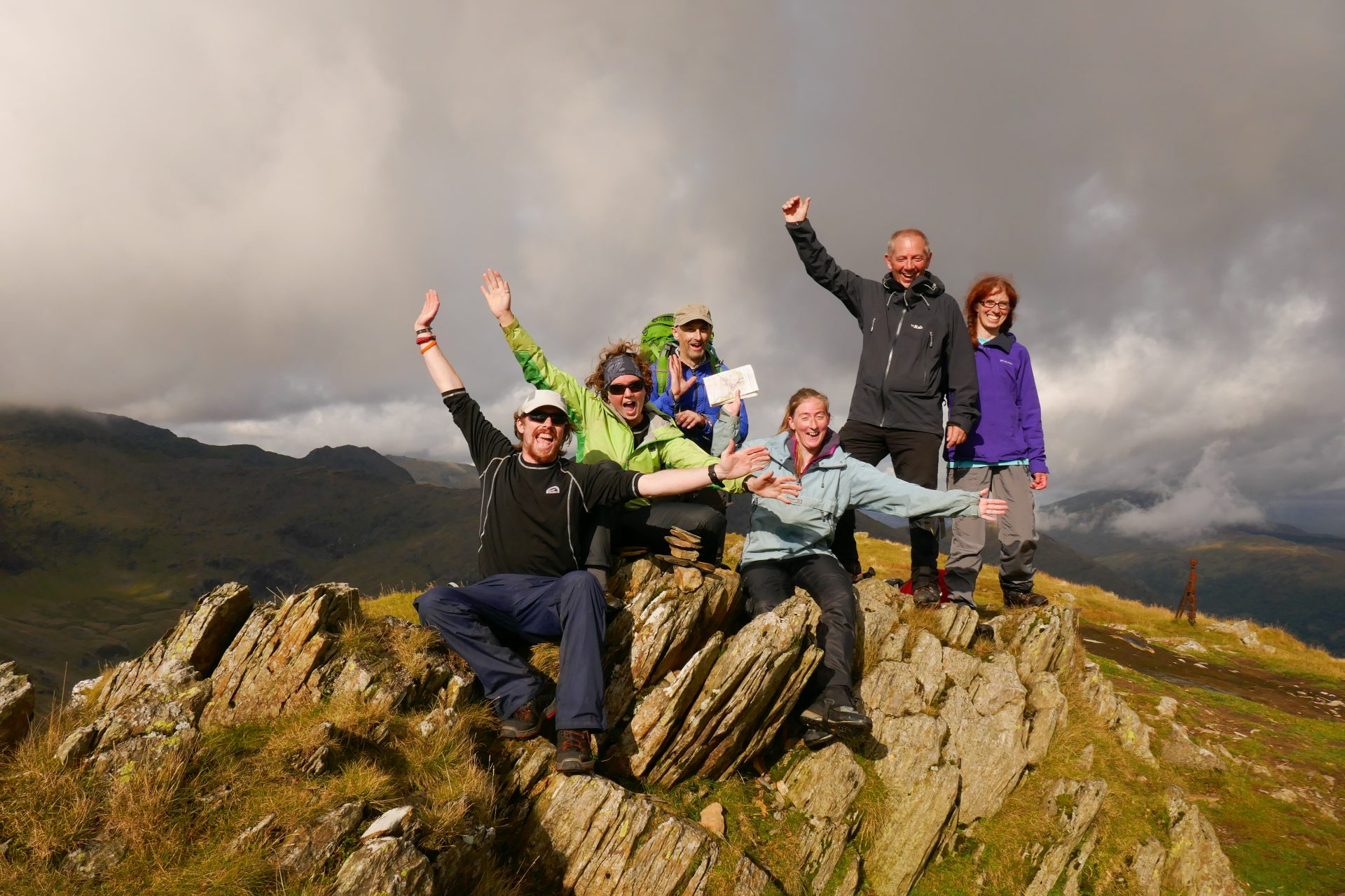 Join us in Snowdonia to learn the route choice and navigation skills needed to enjoy your own mountain journeys.