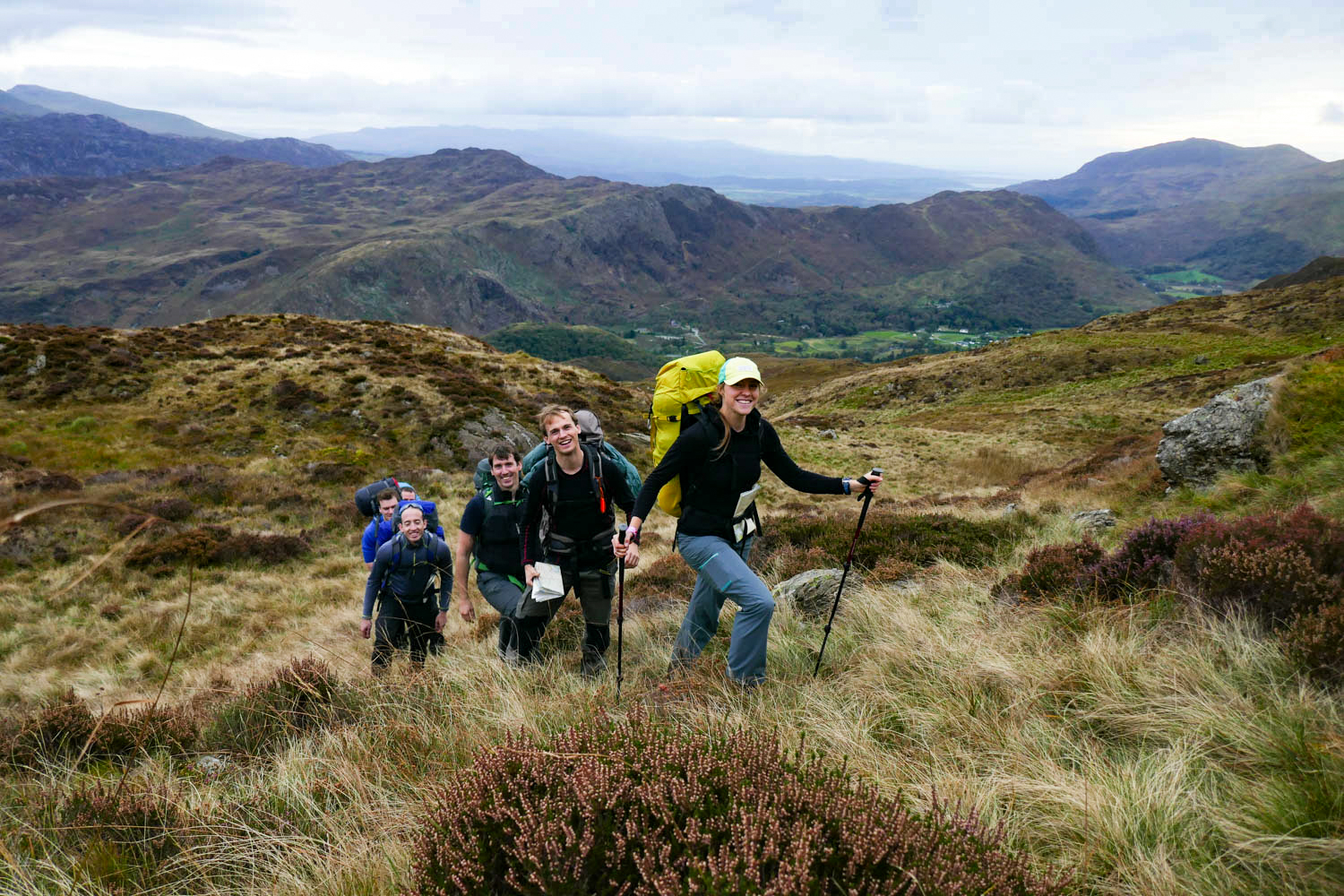 Mountain Leader Assessment in Snowdonia