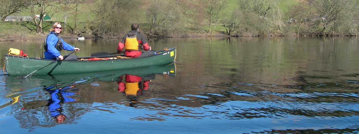 Beginners Canoeing Course North Wales
