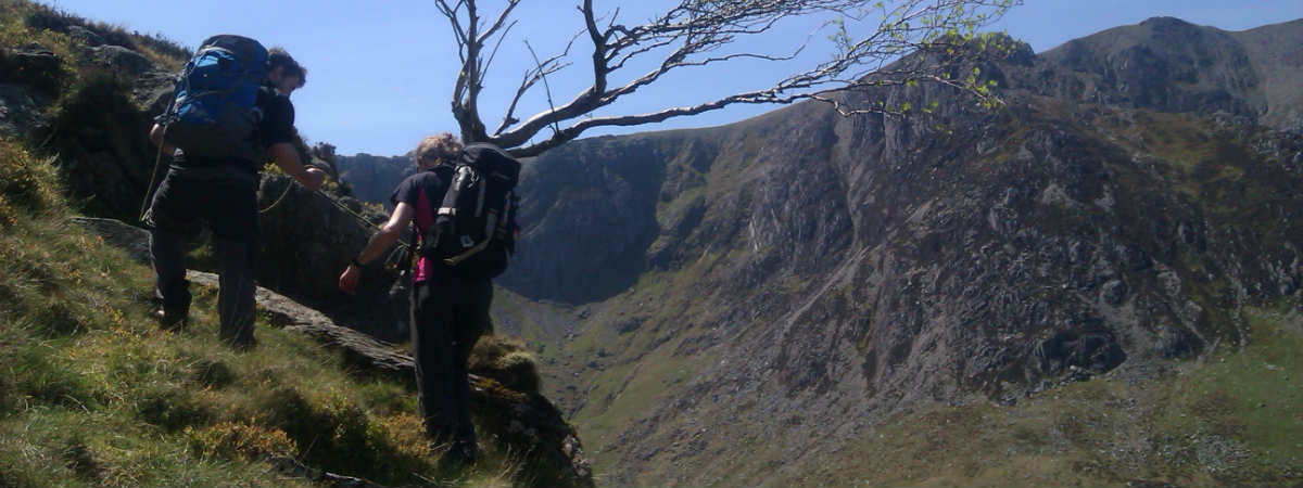 Mountain Leader Assessment, North Wales