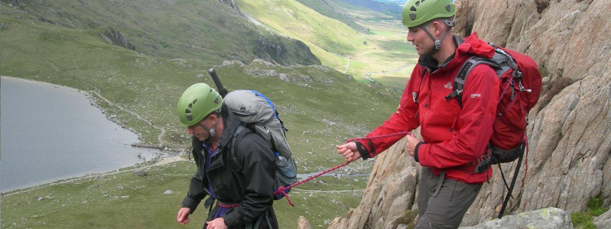 Mountain Leader Refresher: Hazards of steep ground.