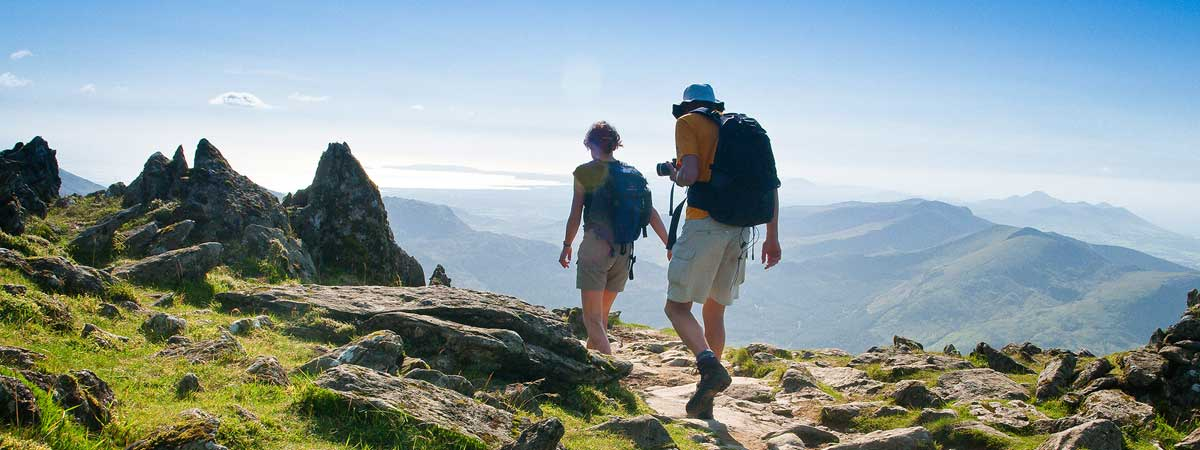 Guided Walks Snowdonia