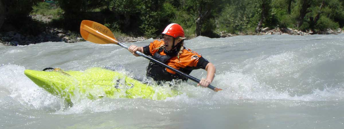Intermediate Kayaking Course North Wales