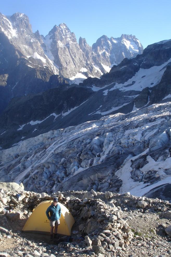 Glacier Blanc Bivy